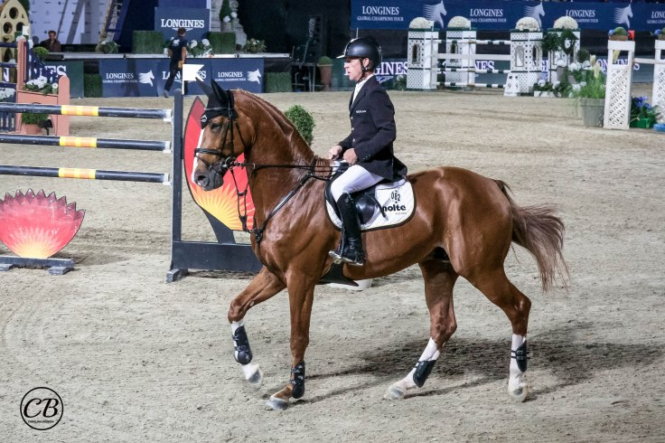 Marcus Ehning (GER) - Funky Fred