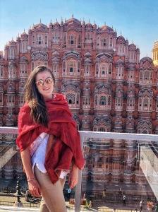Hawa Mahal - The Palace of Winds
